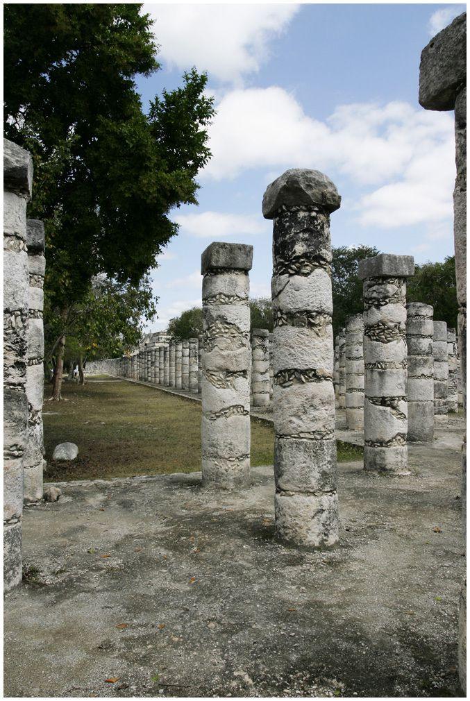Chichen Itza - Mexique