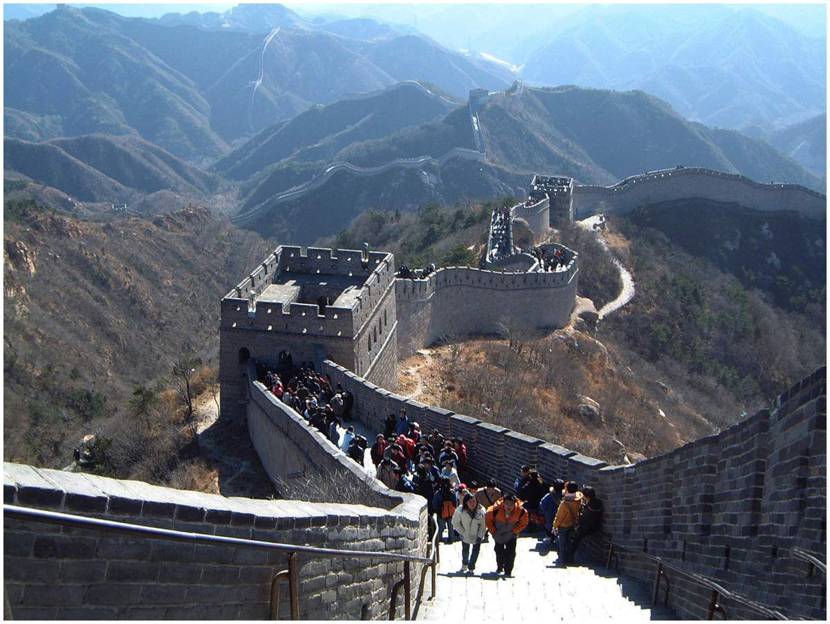 La grande muraille