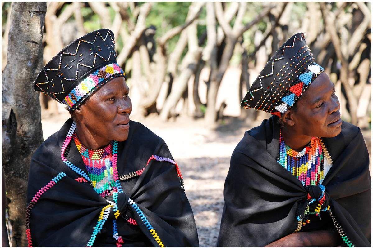 Village zoulou - Afrique du sud