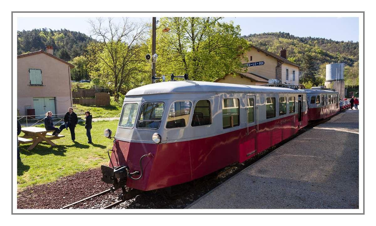 Le petit train du vivarais