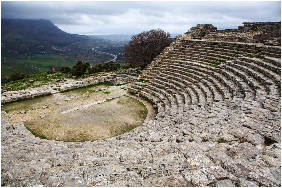Segeste et Agrigente - Sicile