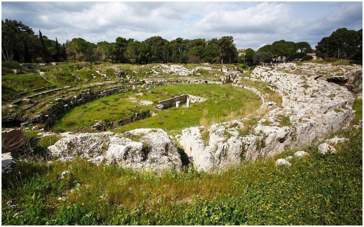Syracuse , Noto et Raguse - Sicile