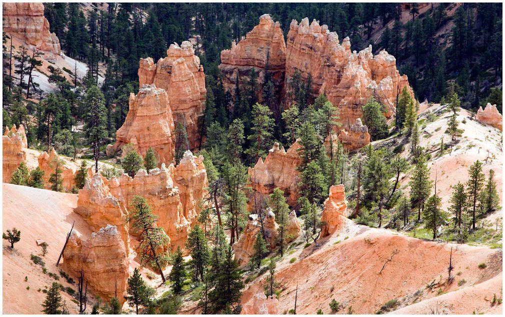 Bryce Canyon - Parc National de l'Ouest Américain