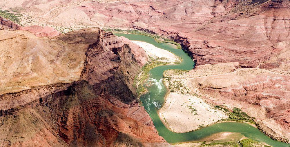 Le Grand Canyon - Parc National de l'Ouest Américain