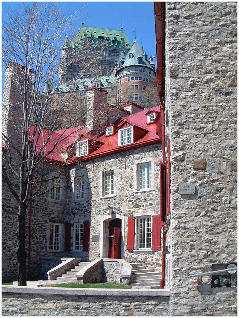 Le Québec , belle province