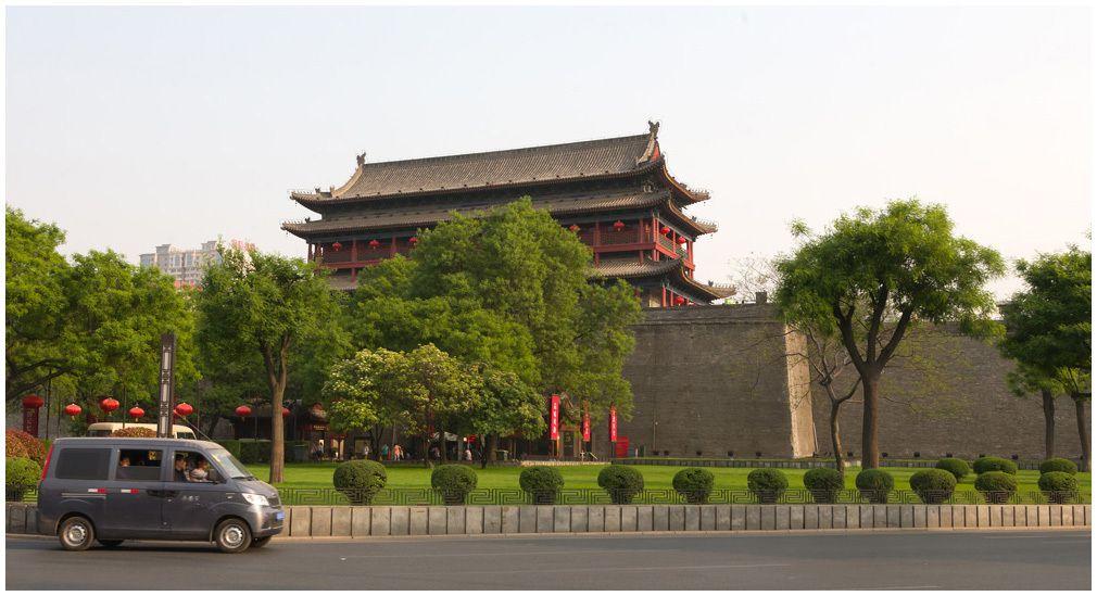 Xian - La ville