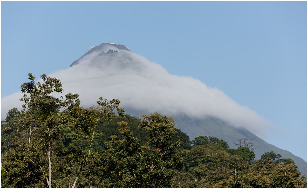 Costa Rica - Le volcan Arenal