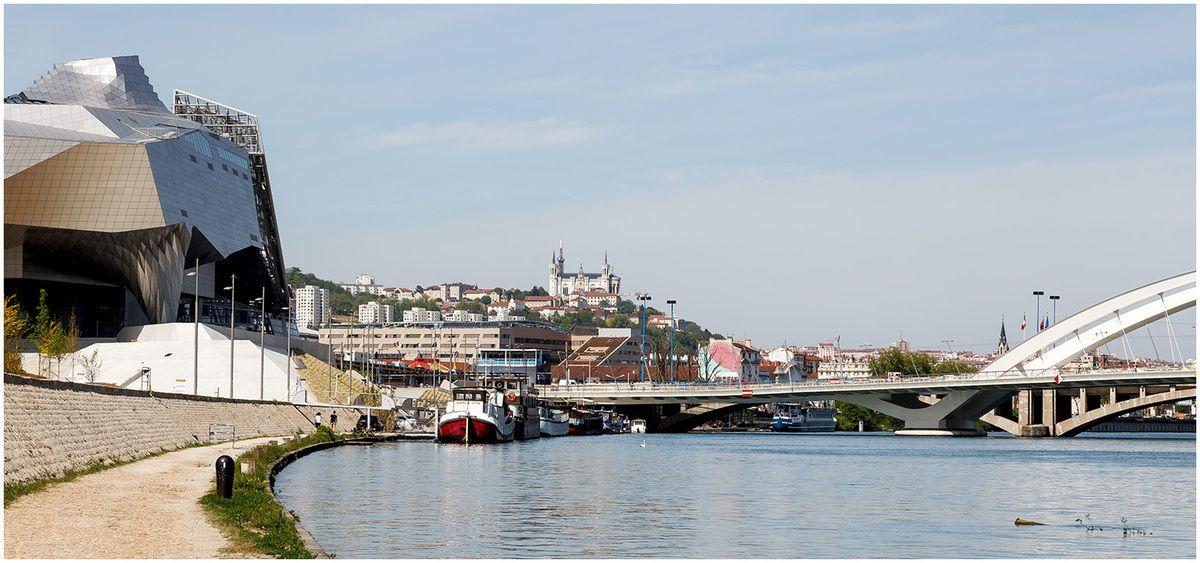 Lyon confluence - Le musée