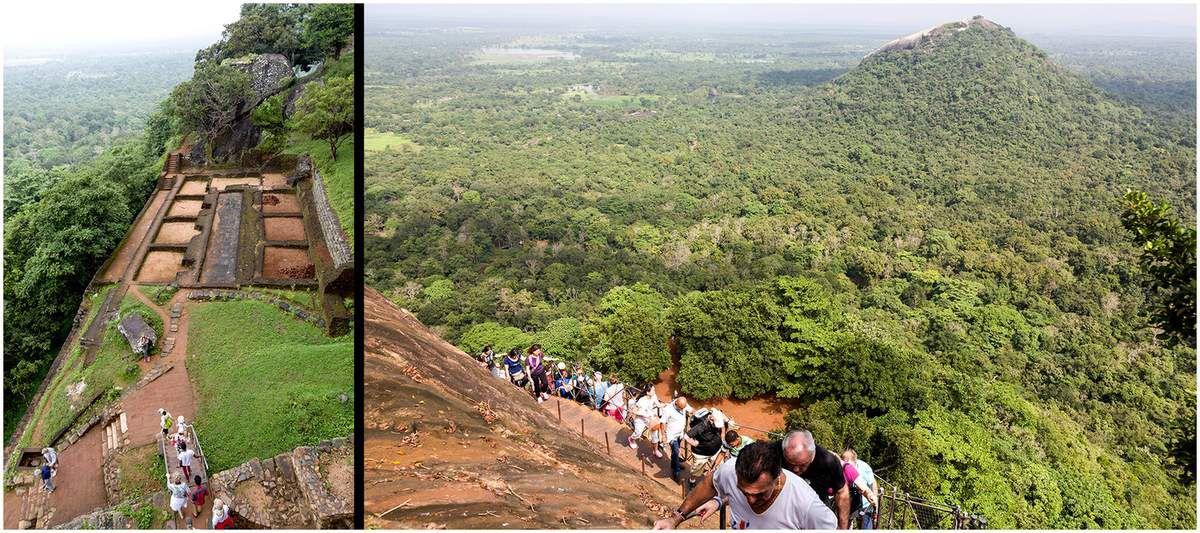 Sri Lanka - La citadelle de Sigiriya