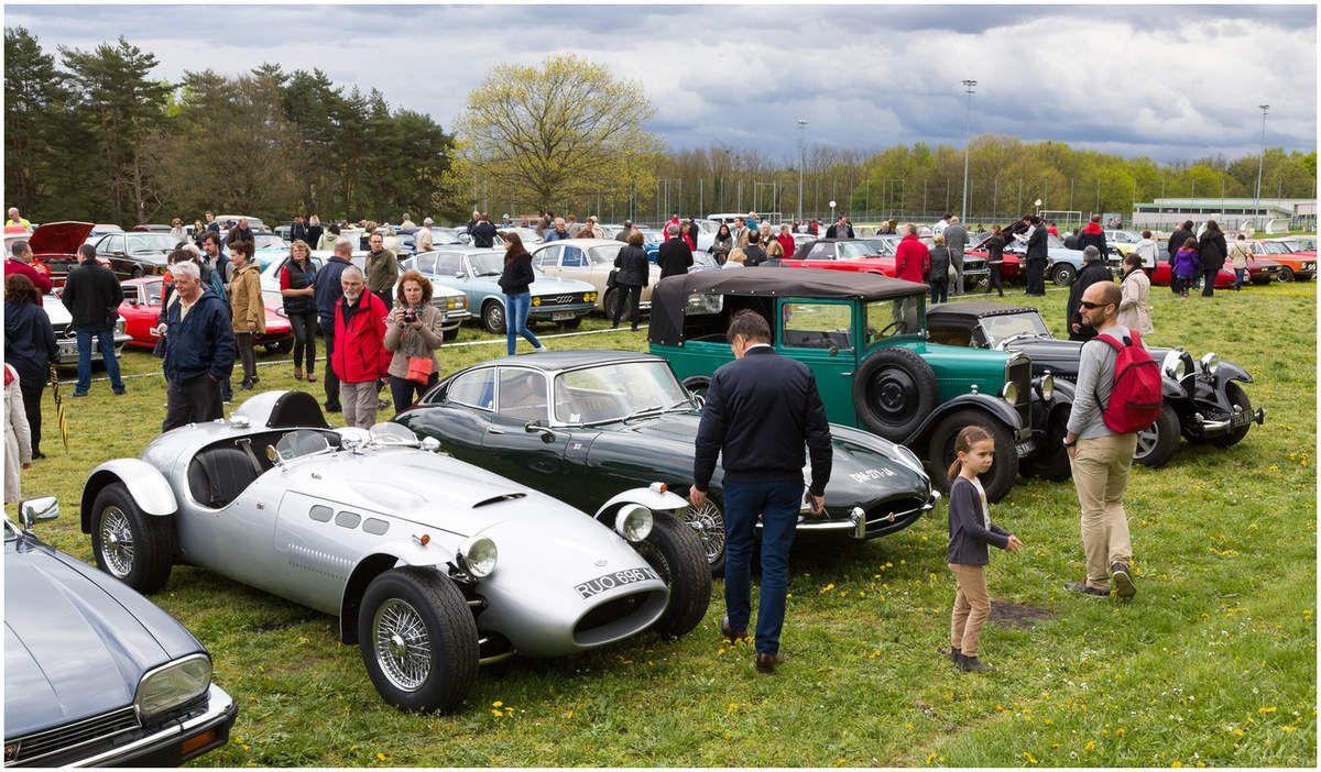 Historic Rhône Auto