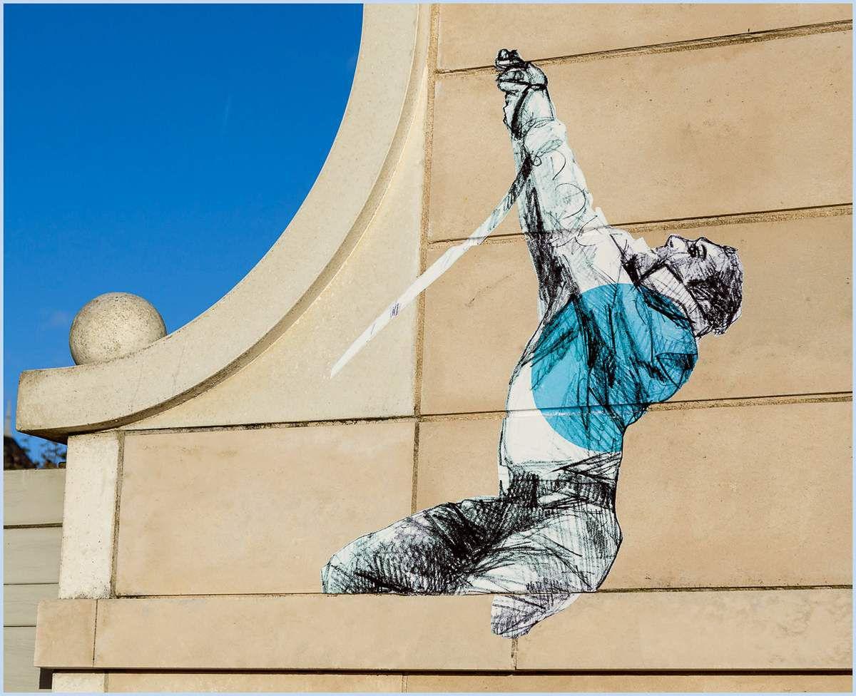 Le Vendée Globe 2016 - Street Art