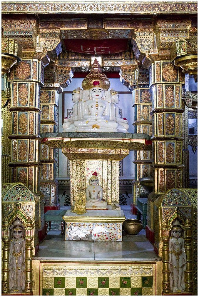 Temples et religions