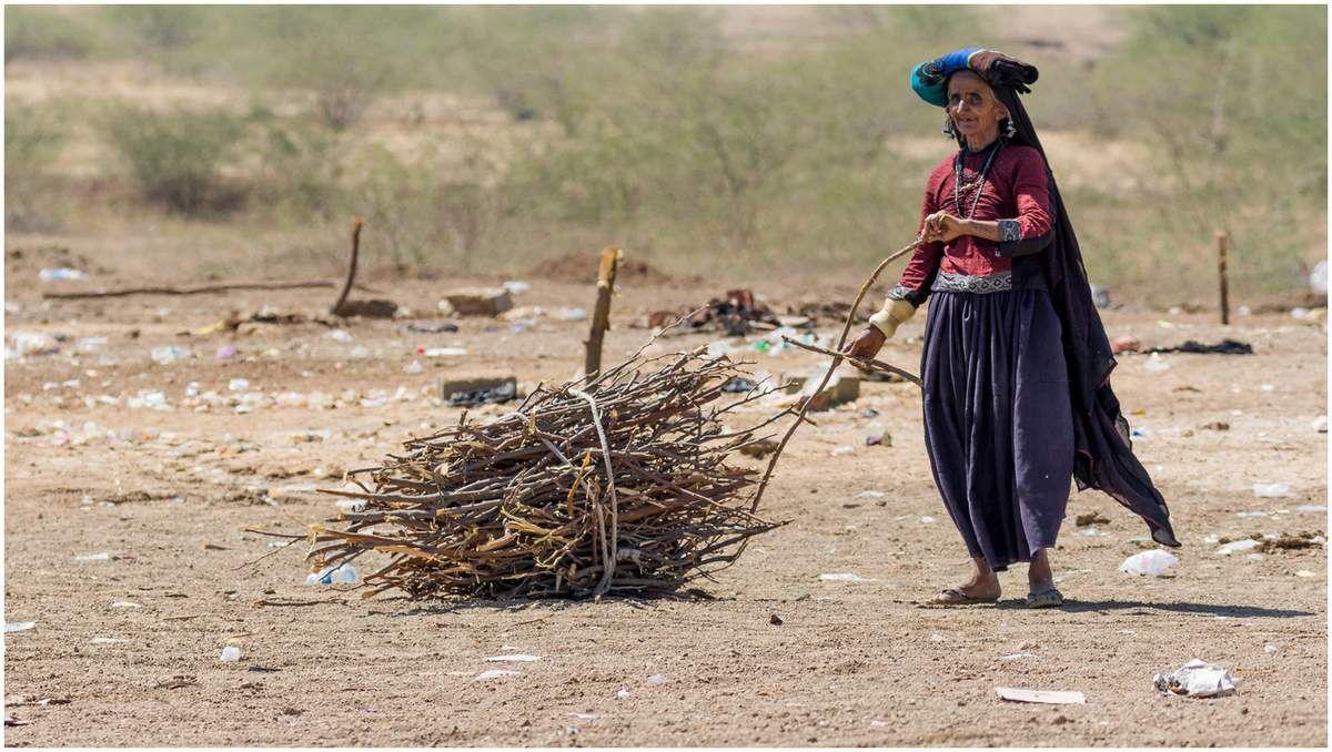 Gujarat - Inde - Puits et déserts