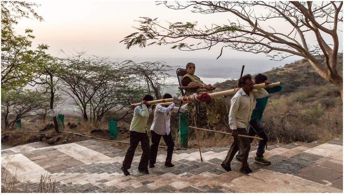 Gujarat - Inde - Temples et religions