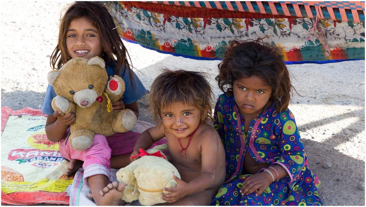 Gujarat - Inde - Scènes de vie