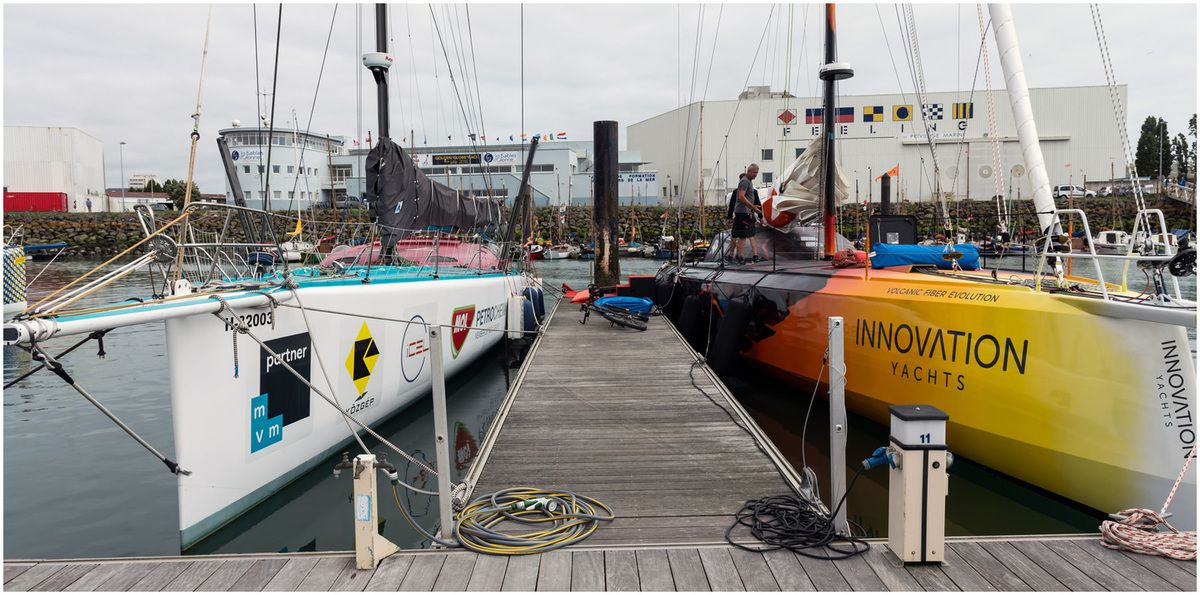 Le Golden Globe Race 2018