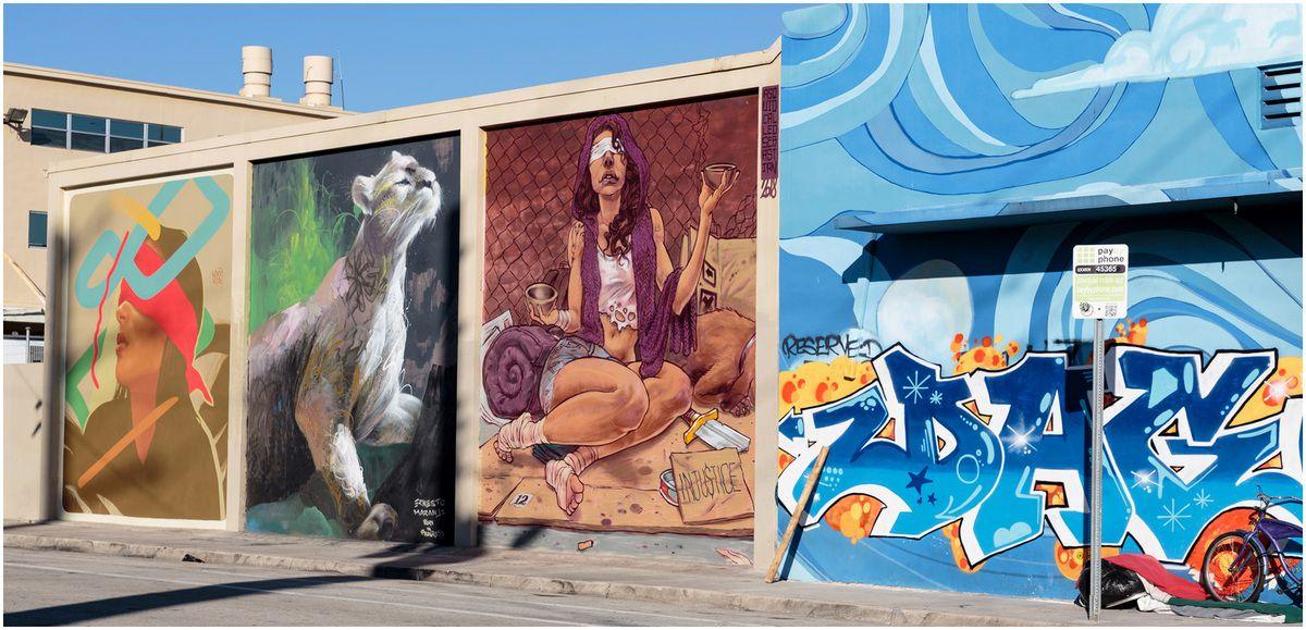 Street Art à Miami