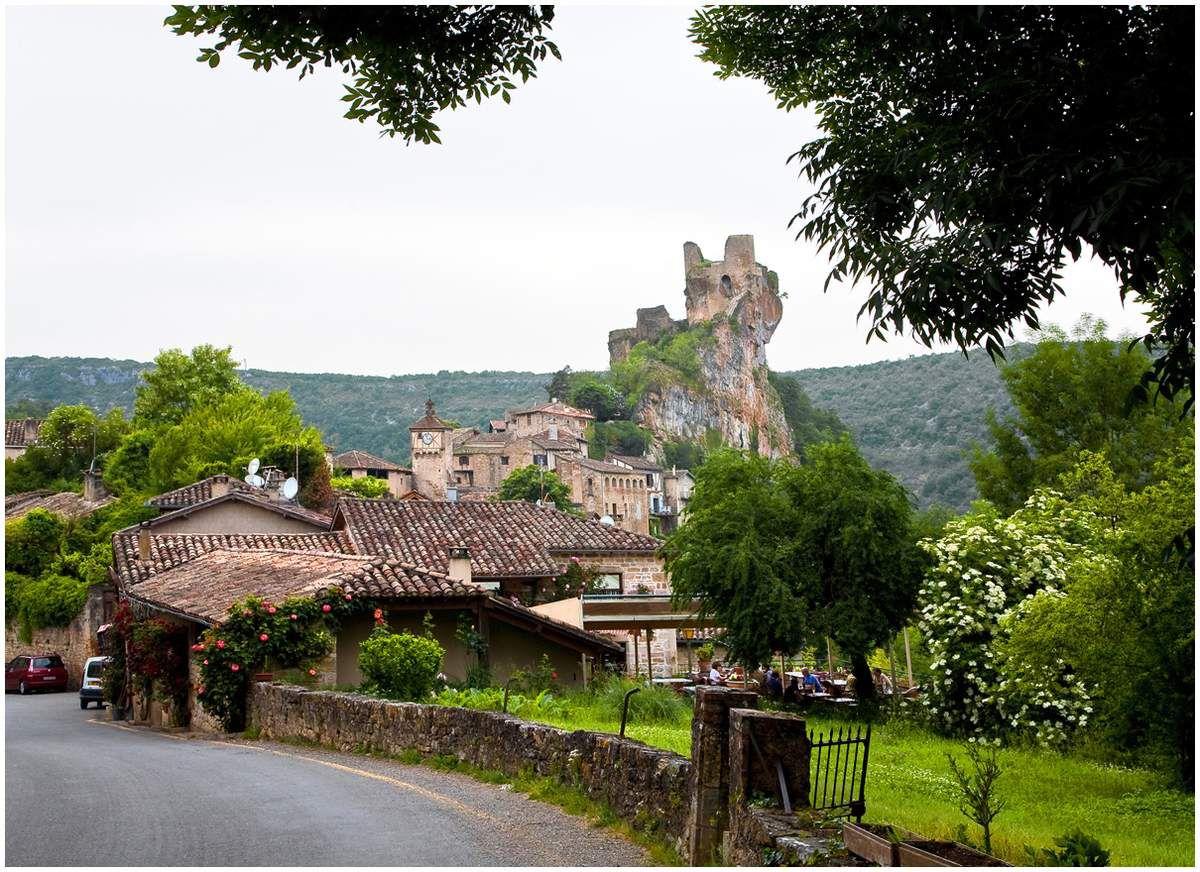 Villages de Bruniquel et Penne