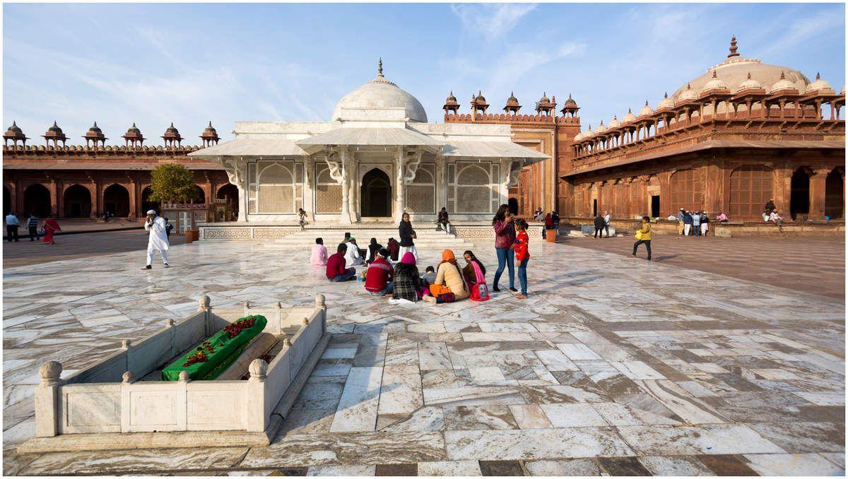 Agra - Le Taj Mahal