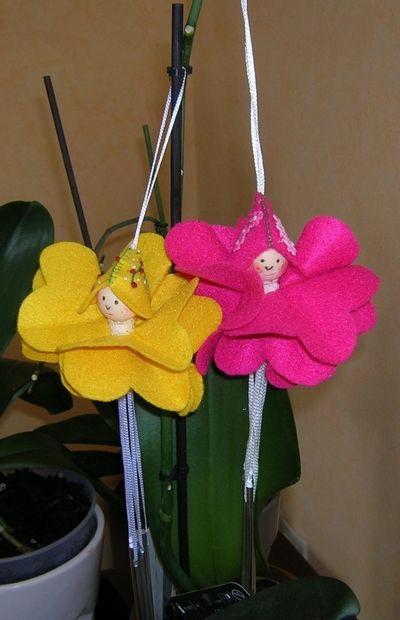 Fleurettes et lutins