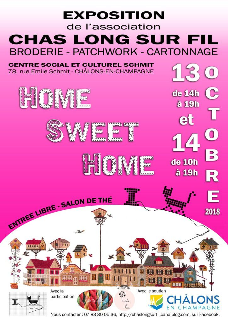 SAL HOME SWEET HOME - OCTOBRE