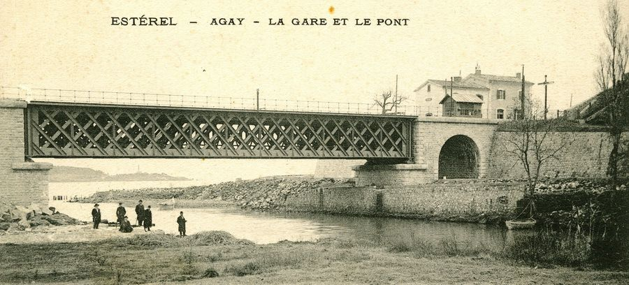 Le Pont D'Agay - Edition Maillan  - collection Ph Pons