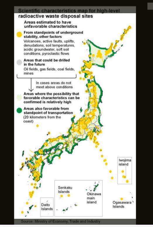 "Map of ""suitable"" nuke storage sites (2)"