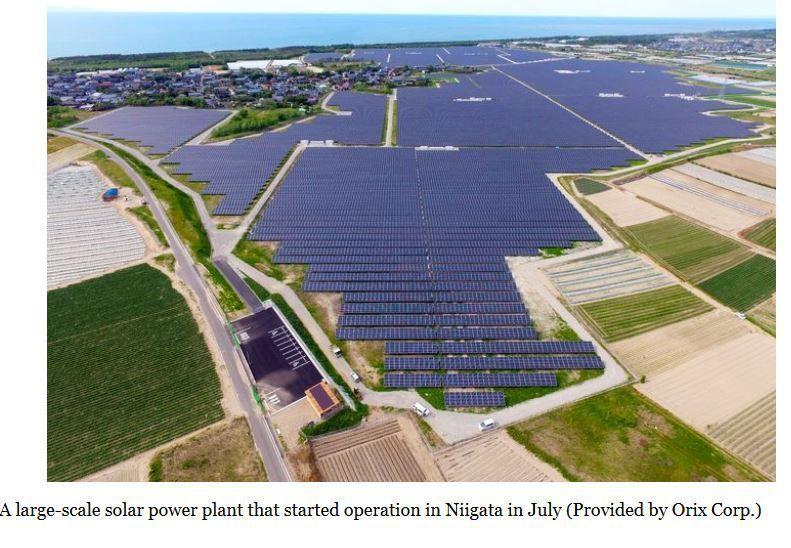 Kyushu Elecric to restrict renewables ?