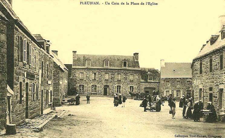 PLEUBIAN (COTES D ARMOR)
