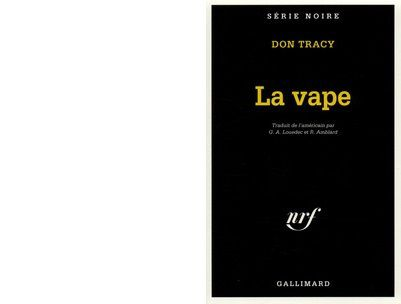 Don TRACY : La vape