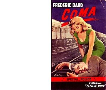 Première édition Collection Spécial Police n°185. Editions Fleuve Noir. Parution 1959.