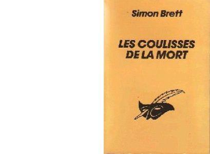 Simon BRETT : Les coulisses de la mort