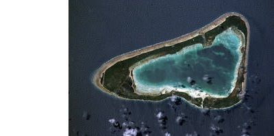 Pascal MARTIN : Le Seigneur des Atolls.