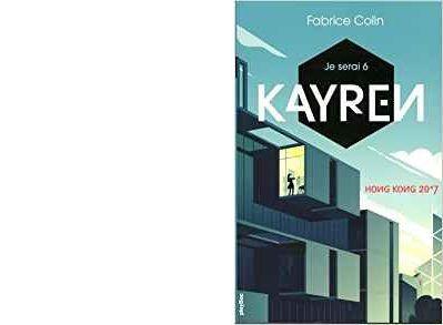 Fabrice COLIN : Kayren.