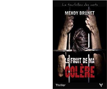 Mehdy BRUNET : Le fruit de ma colère.