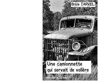 Brice TARVEL : Une camionnette qui servait de volière.