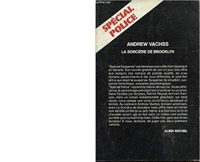 Andrew VACHSS : La sorcière de Brooklyn