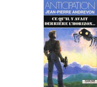 Réédition : Collection Anticipation N°1836. Editions Fleuve Noir. Parution septembre 1991. 192 pages.