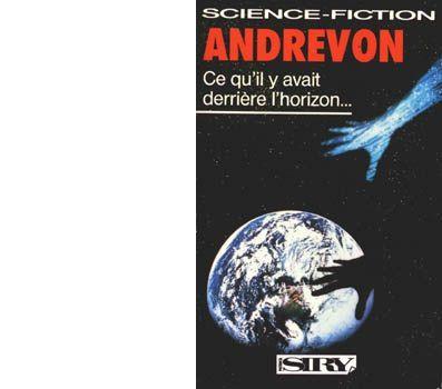 Jean-Pierre ANDREVON : Ce qu'il y avait derrière l'horizon…