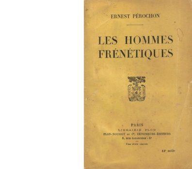 Première édition : Plon 1925.