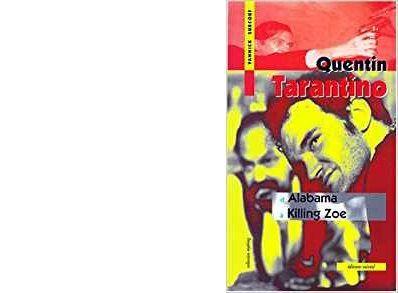 Deux ouvrages du siècle dernier sur Quentin Tarantino.
