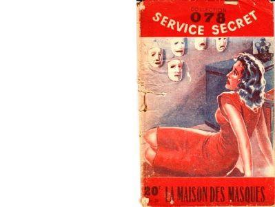 Maurice LIMAT : La maison des masques.