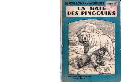 Maurice de MOULINS : La baie des pingouins.