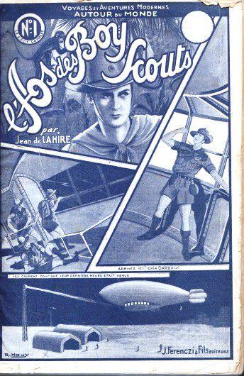 Jean de La HIRE : Le long courrier aérien.