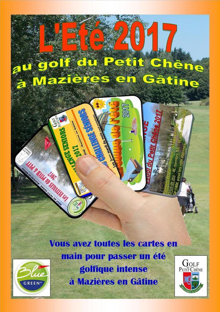 Vos compétitions de l'Eté à Mazières en Gâtine....