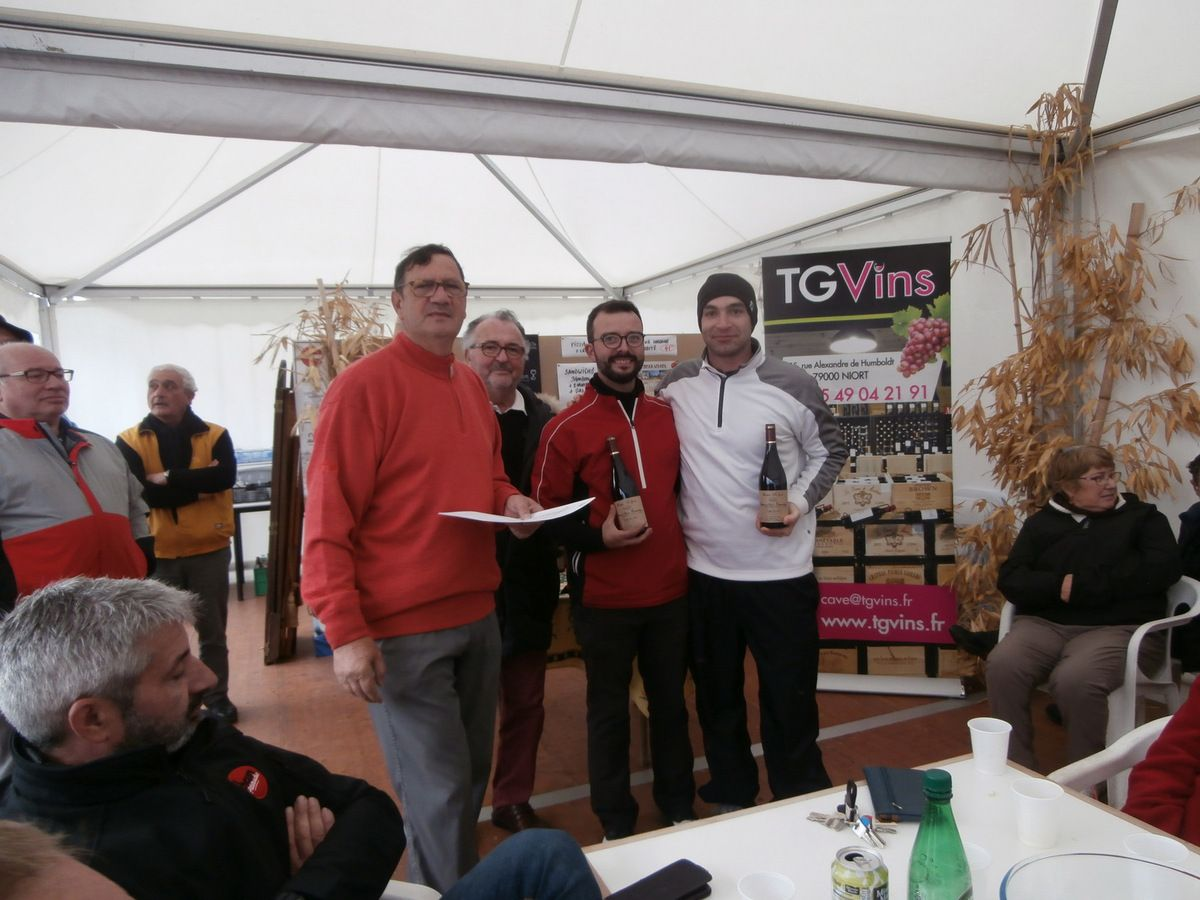 Coupe du Beaujolais : les photos....