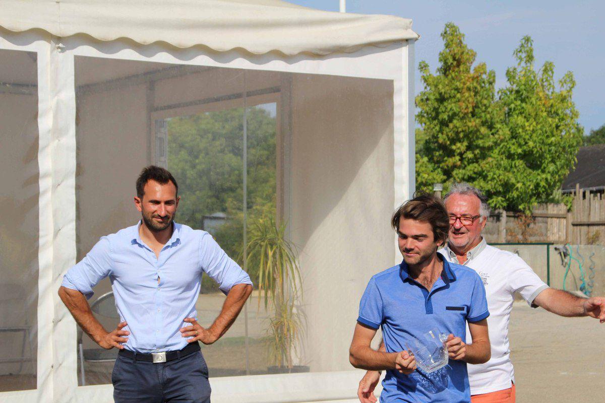 Résultats et photos du Grand Prix de Mazières...