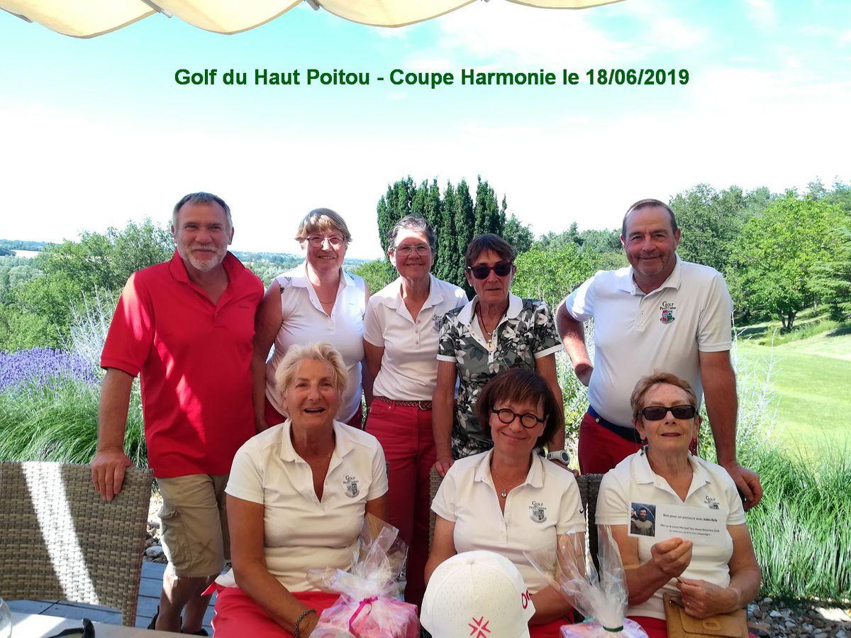 Coupe Harmonie du Haut Poitou le 18 juin 2019...
