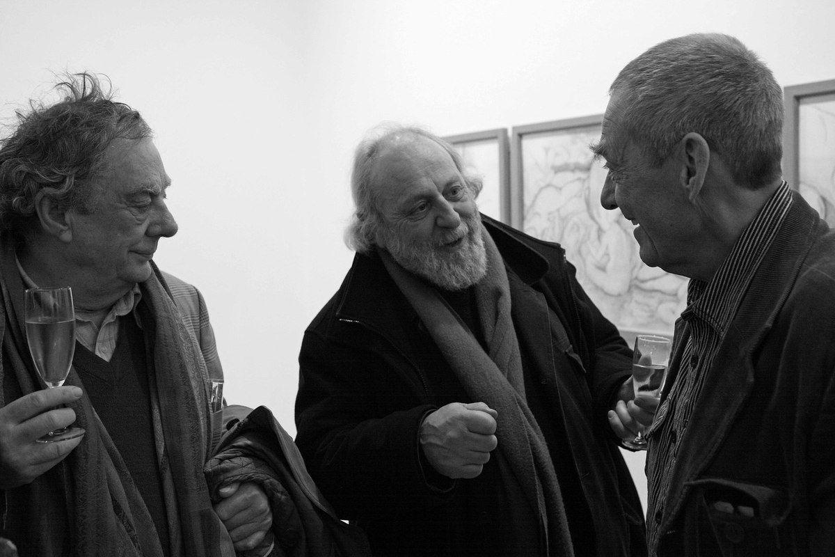 Tristan Bastit, Jacques Vallet, Mark Brusse