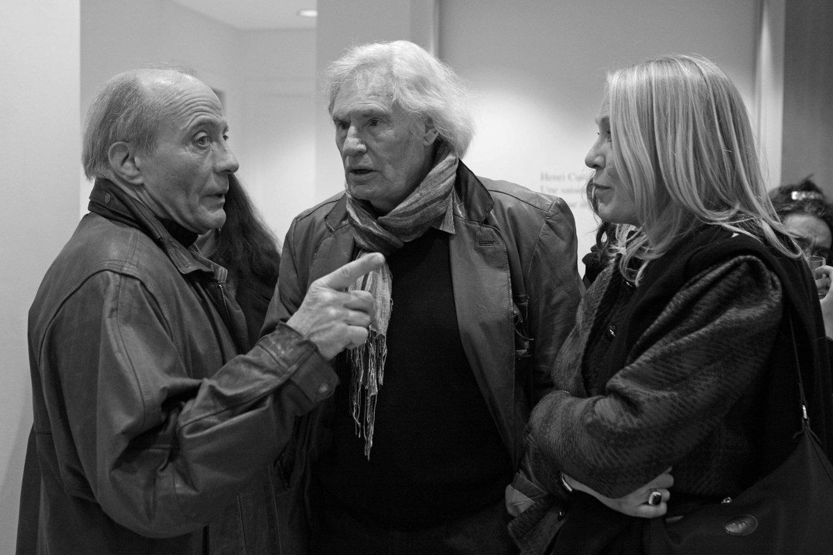 Jacques Vidal, Peter Klasen, Valérie Salva de Villanueva